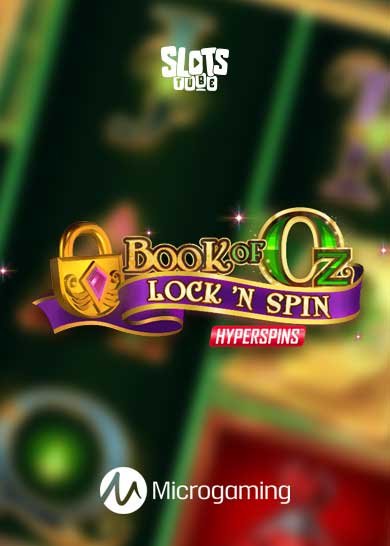 Book of Oz Lock N Spin Slot Free Play