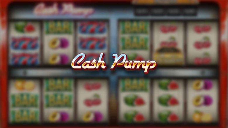 Cash Pump slot demo