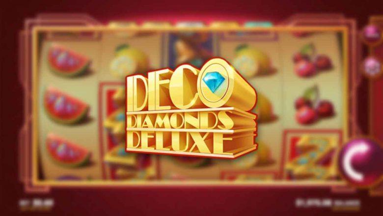 Deco Diamonds Deluxe slot demo