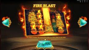 Dragons Fire Megaways fire blast