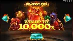 Dragons Fire Megaways game rules