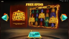 Dragons Fire Megaways game rules free spins