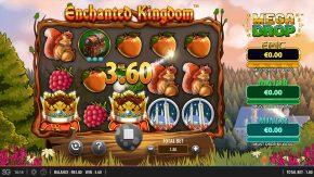Enchanted Kingdom similar symbols bonus