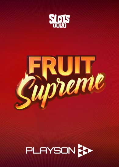 Fruit Supreme Slot Review