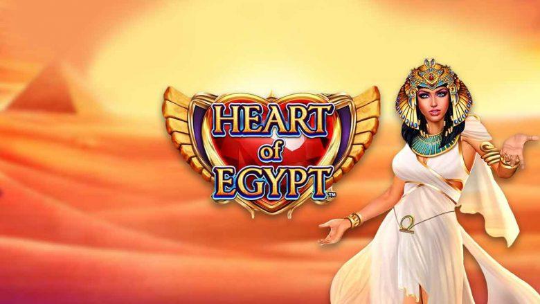 Heart of Egypt Slot demo