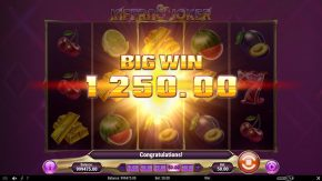 Cannonball express slot machine