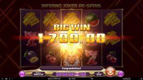 Inferno Joker Re Spin Big Win