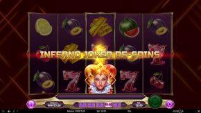 Inferno Joker Re Spin Won