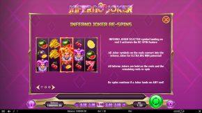 Inferno Joker Re Spins