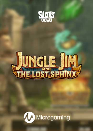 Jungle Jim And The Lost Sphinx Slot Free Play