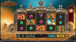 Kingdoms Rise Sands of Fury Game