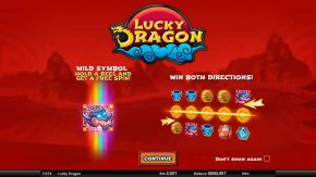 Lucky Dragon game rules