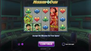 Mission Cash game review