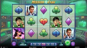 Mission Cash gameplay