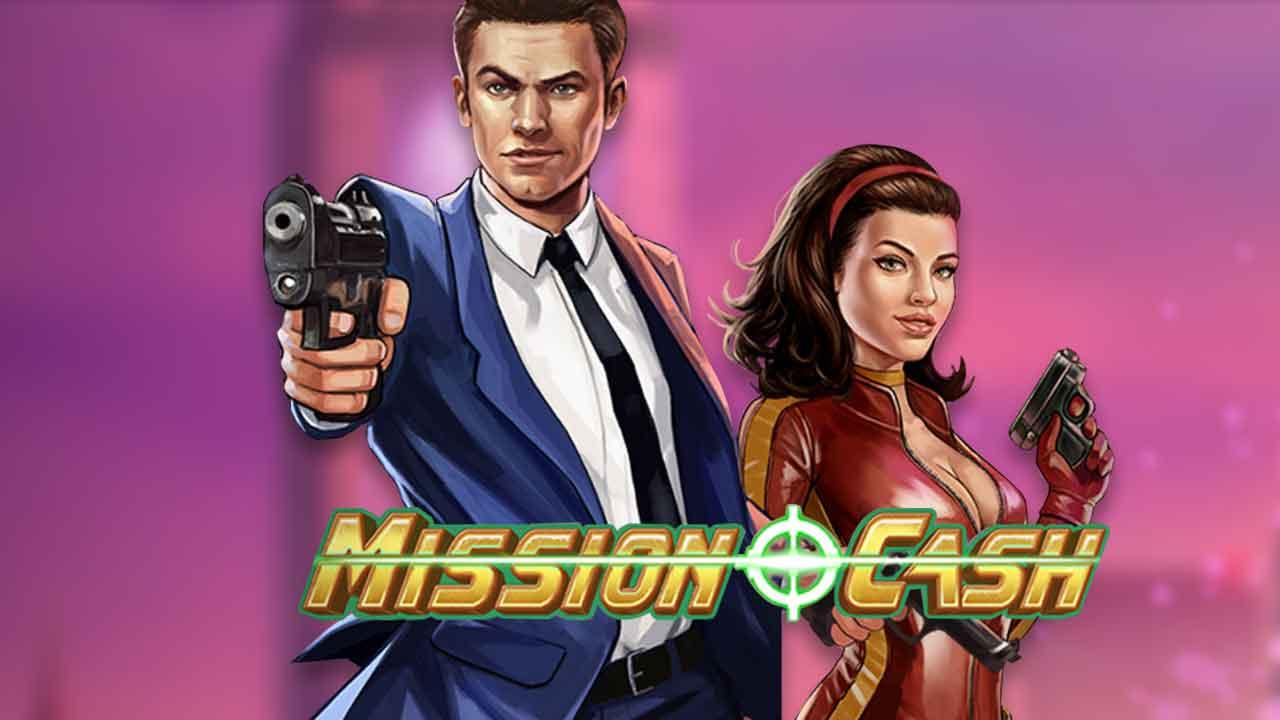 Mission Cash slot demo
