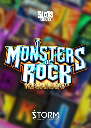 Monsters of Rock Megaways slot free play