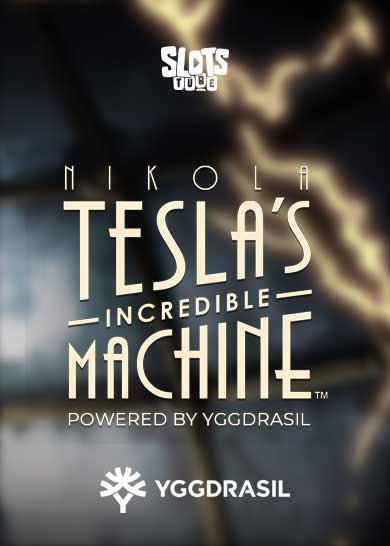 Nikola Teslas Incredible Machine Slot Review