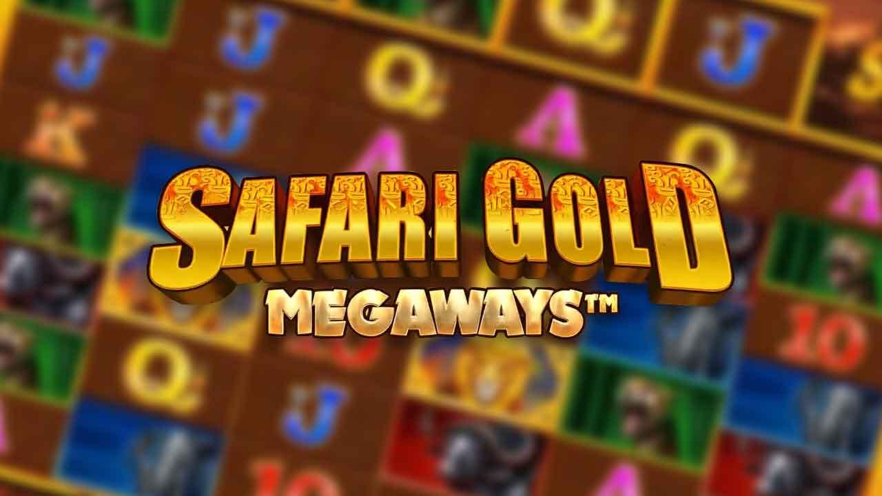Spiele Safari Gold Megaways - Video Slots Online