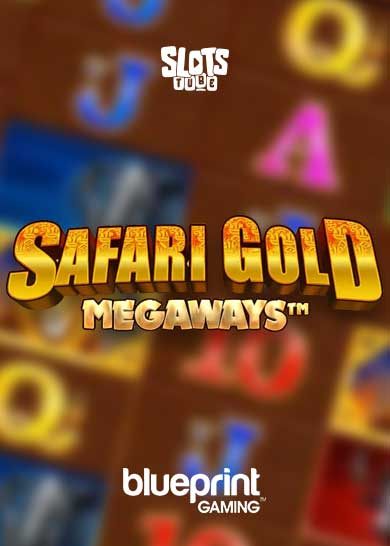 Safari Gold Megaway Slot Review