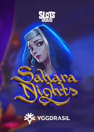 Sahara Nights Slot Review