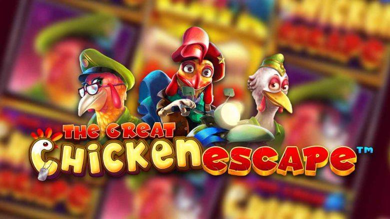The Great Chicken Escape slot demo