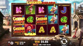 The Great Chicken Escape wild symbol