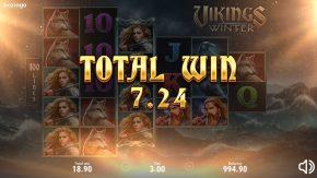 Vikings Winter total win