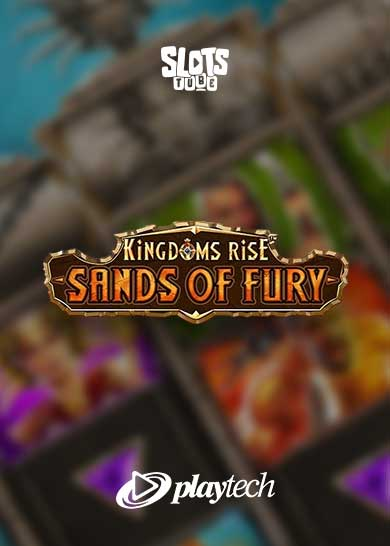 Kingdoms Rise Sands Of Fury Slot Free Play