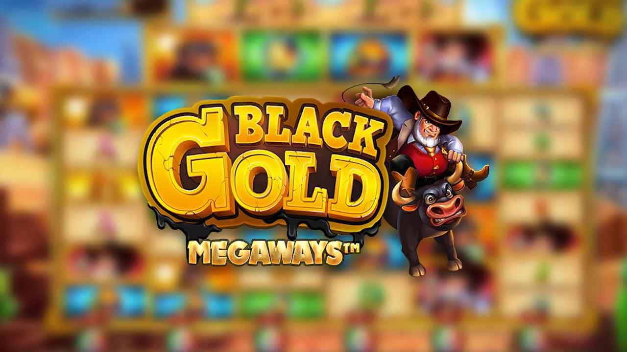 Black Gold Megaways slot demo