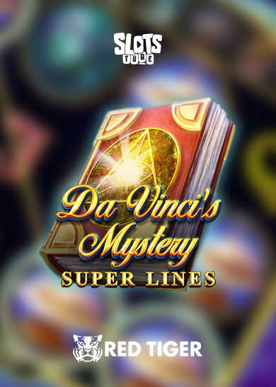 Da-Vincis-Mystery Super Lines slot free play