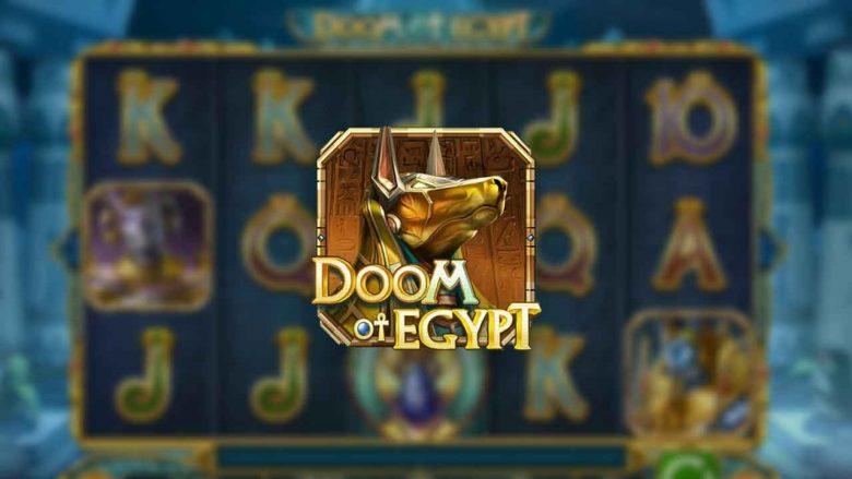 Doom Of Egypt slot demo