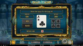 Doom of Egypt Gamble