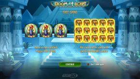 Doom of Egypt Main