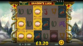 Dragons Luck Megaways dragon coin