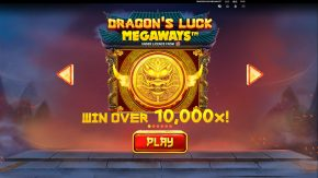 Dragons Luck Megaways game rules awards