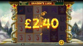 Dragons Luck Megaways similar symbol bonus