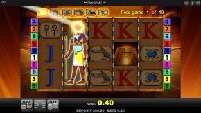 Eye of Horus Megaways game