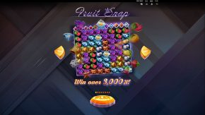 Fruit Snap game rules overview