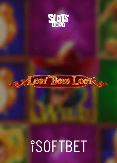 Lost Boys Loot Slot Free Play