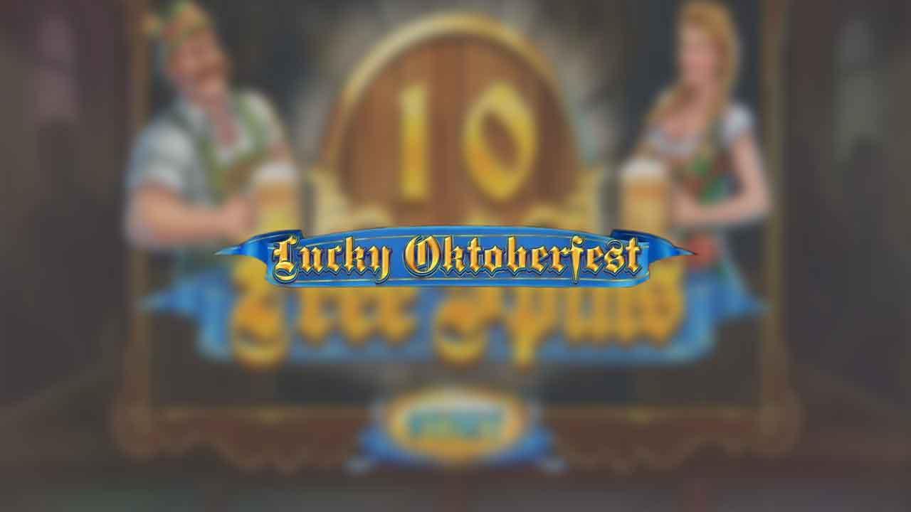 Lucky Oktoberfest slot demo