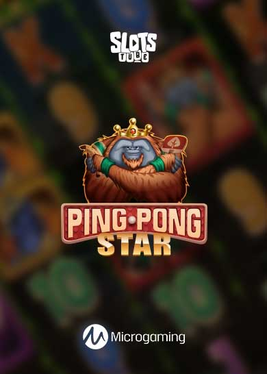 Ping Pong Star Slot Free Play