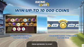 Racing Lovers Main