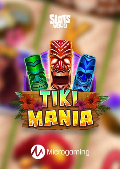 Tiki Mania slot free play