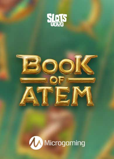 Book of Atem slot free play