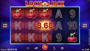 Lock A Luck similar symbol bonus