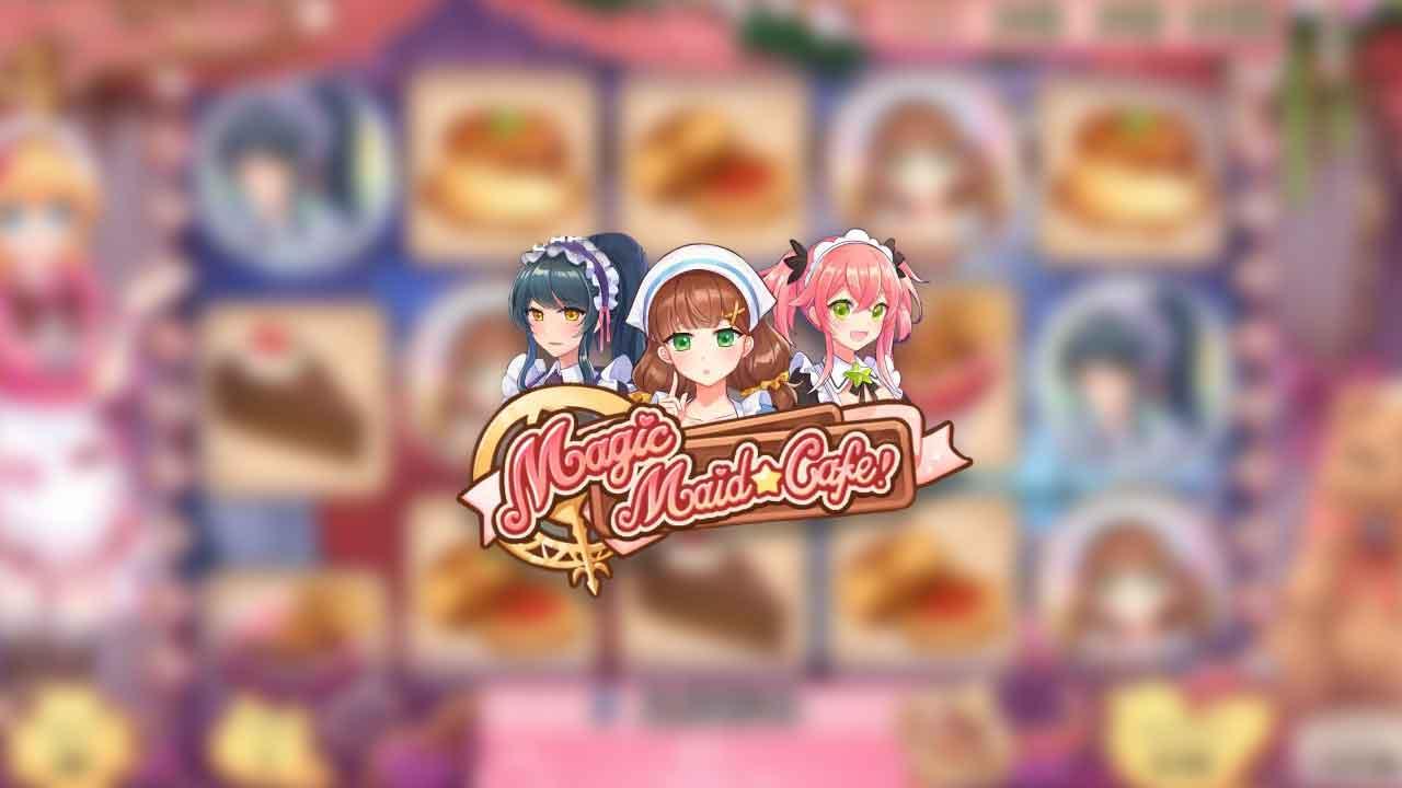 Magic Maid Cafe slot demo