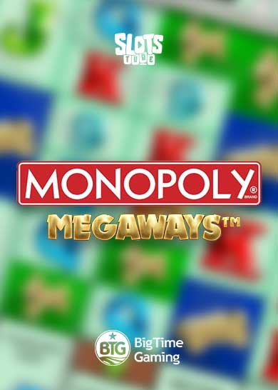 Monopoly Megaways slot free play