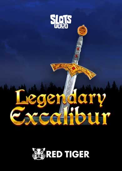 Legendary Excalibur slot free play