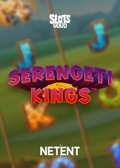 Serengeti Kings slot free play