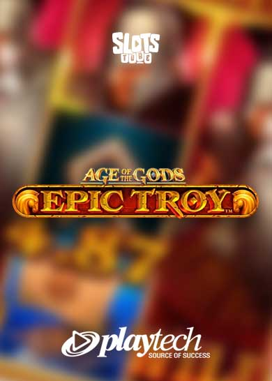 Age of the Gods Epic Troy slot free play